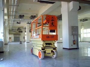 廠房 立大高空作業車