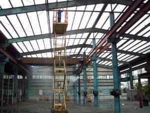 廠房3 立大高空作業車