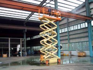 廠房4 立大高空作業車