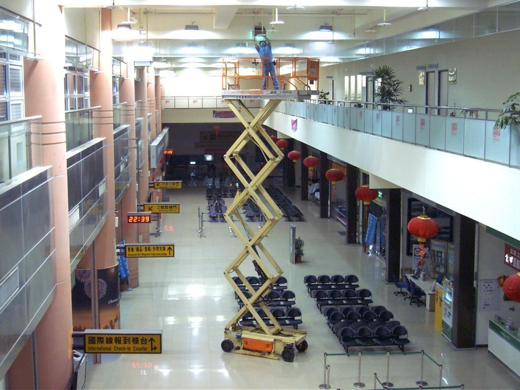 機場1 立大高空作業車